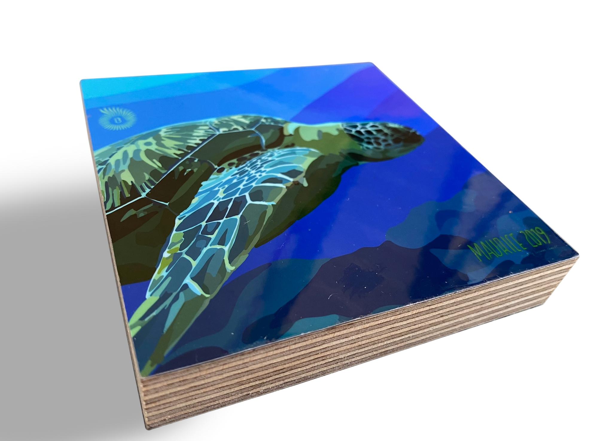 Frau Schmidt - Tierisch feines Design - Deine Schildkröte