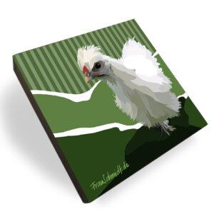 Ich wollt ich wär ein Huhn